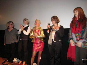 Anne Bax, Ines Witka, Karin Rick, Claudia Gehrke, Marina Lioubaskina