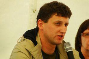 Autor und Literaturkritiker Lew Danilkin