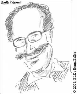 Rafik Schami: Mit fremden Augen